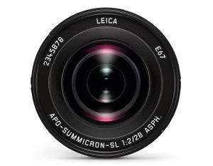 Leica APO-Summicron-SL 28mm f/2 ASPH Announced