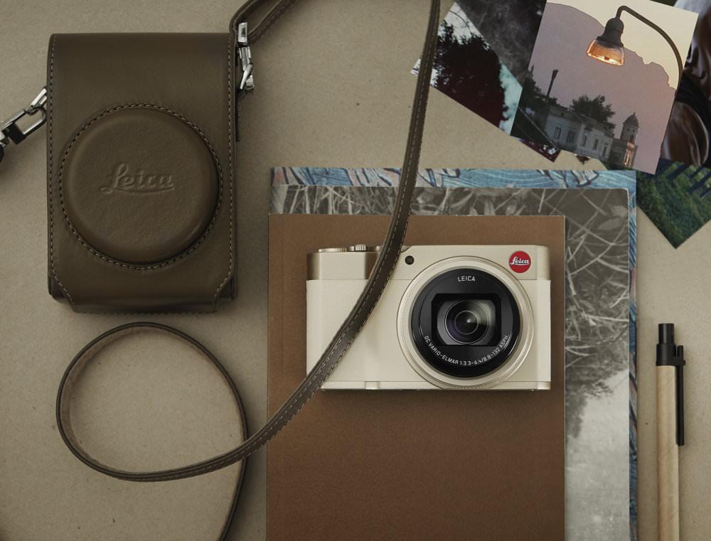 Leica C Lux Light Gold 1 RGB