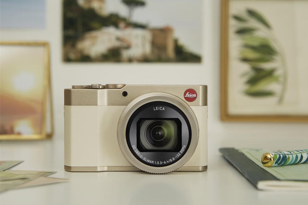 Leica C Lux Light Gold 2 RGB