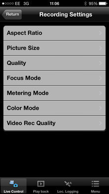 Leica C Image Shuttle App Screenshot 5