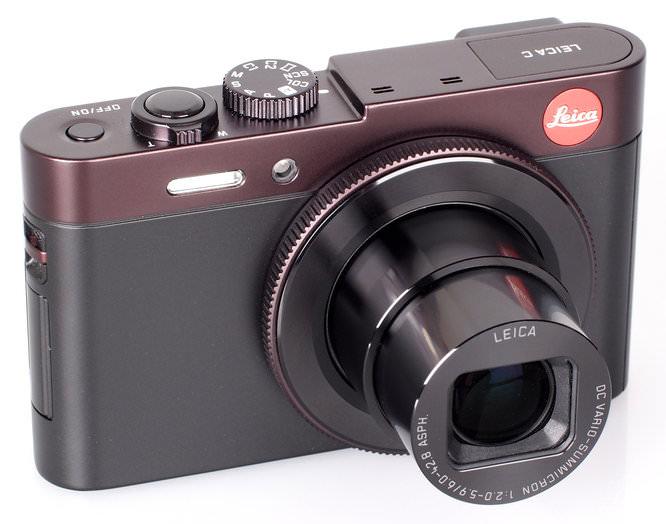 Leica C Cherry Red Black (4)