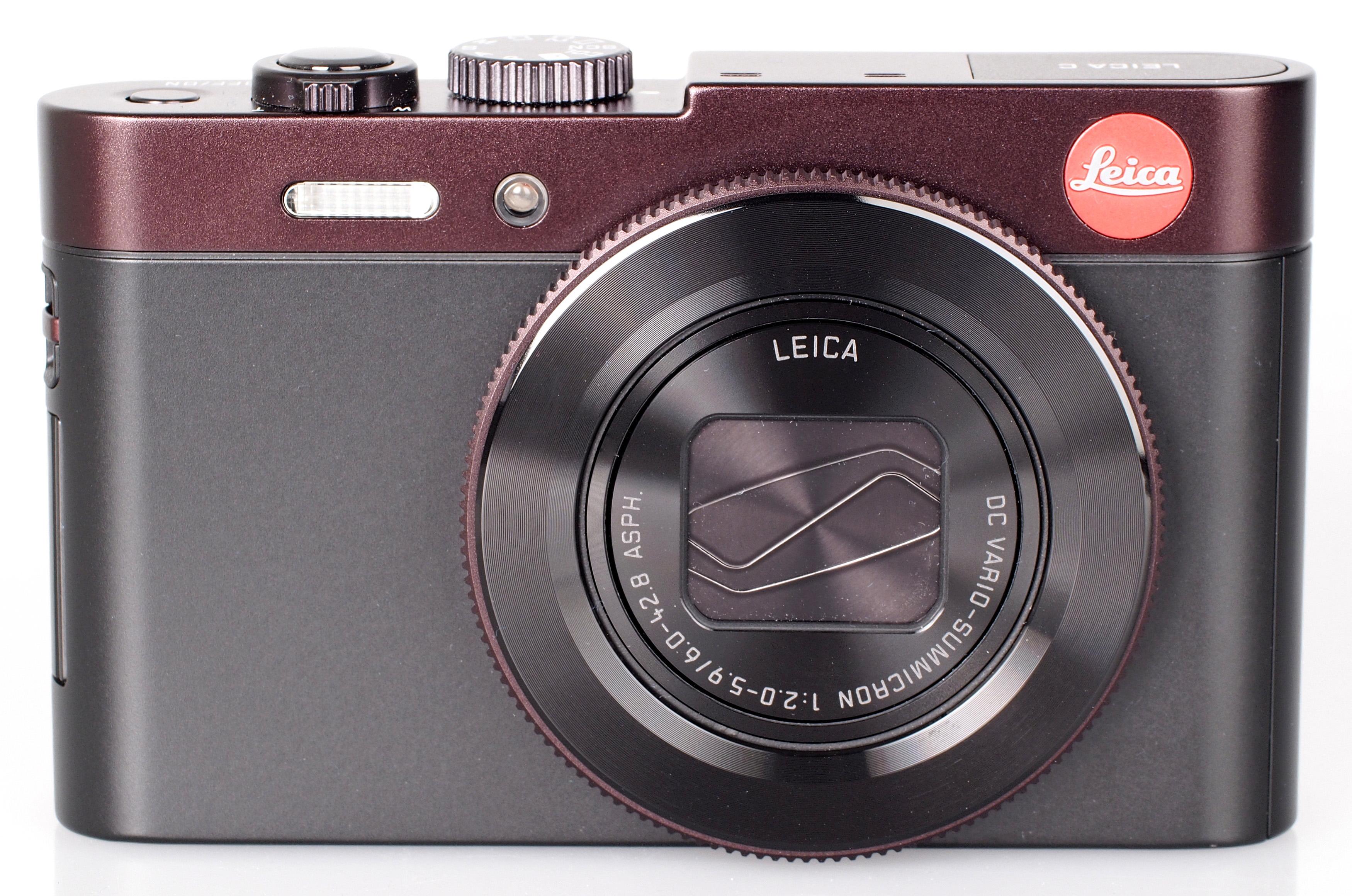 Leica c type 112 manually
