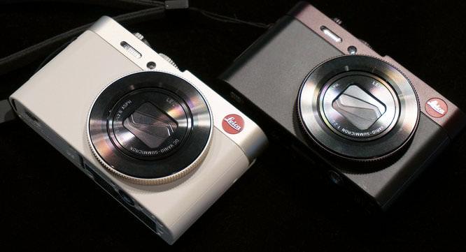 Leica C White And Black
