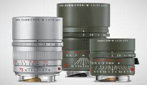Leica Camera Introduces 3 New M-Lenses For The Leica M-System
