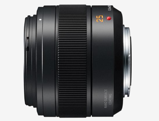 DG Summilux f/1.4 25mm II ASPH.