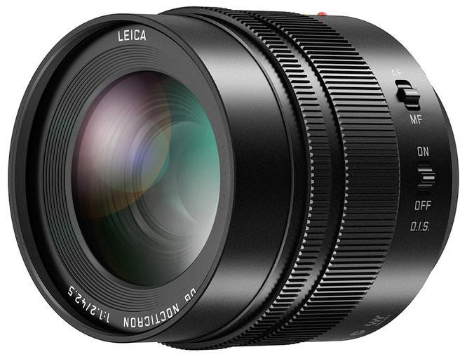 Leica DG Nocticron 42.5mm f/1.2