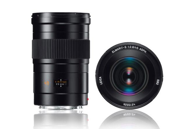 Leica 45mm lens
