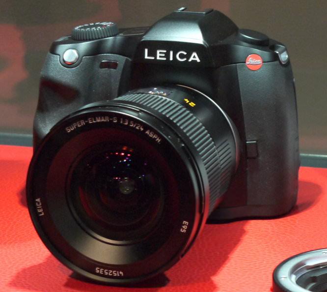 Leica S New