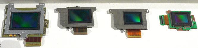 Leica Sensors Laid Out