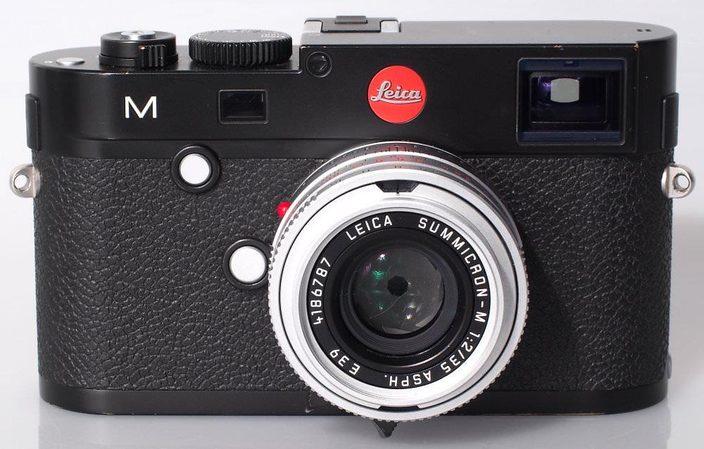 Leica M Typ 240 Black (2)