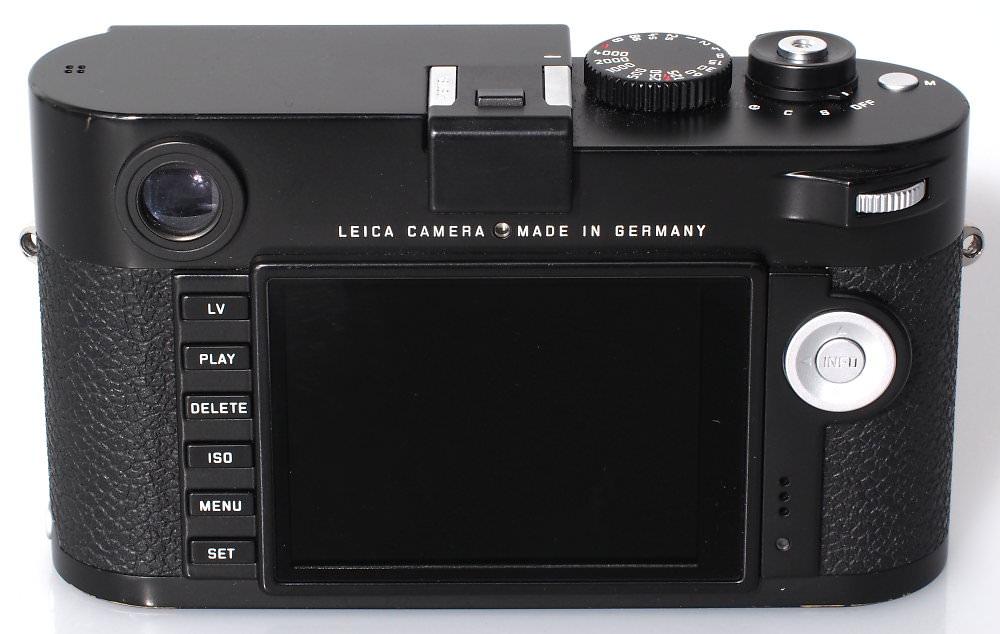 Leica M Typ 240 Black (6)