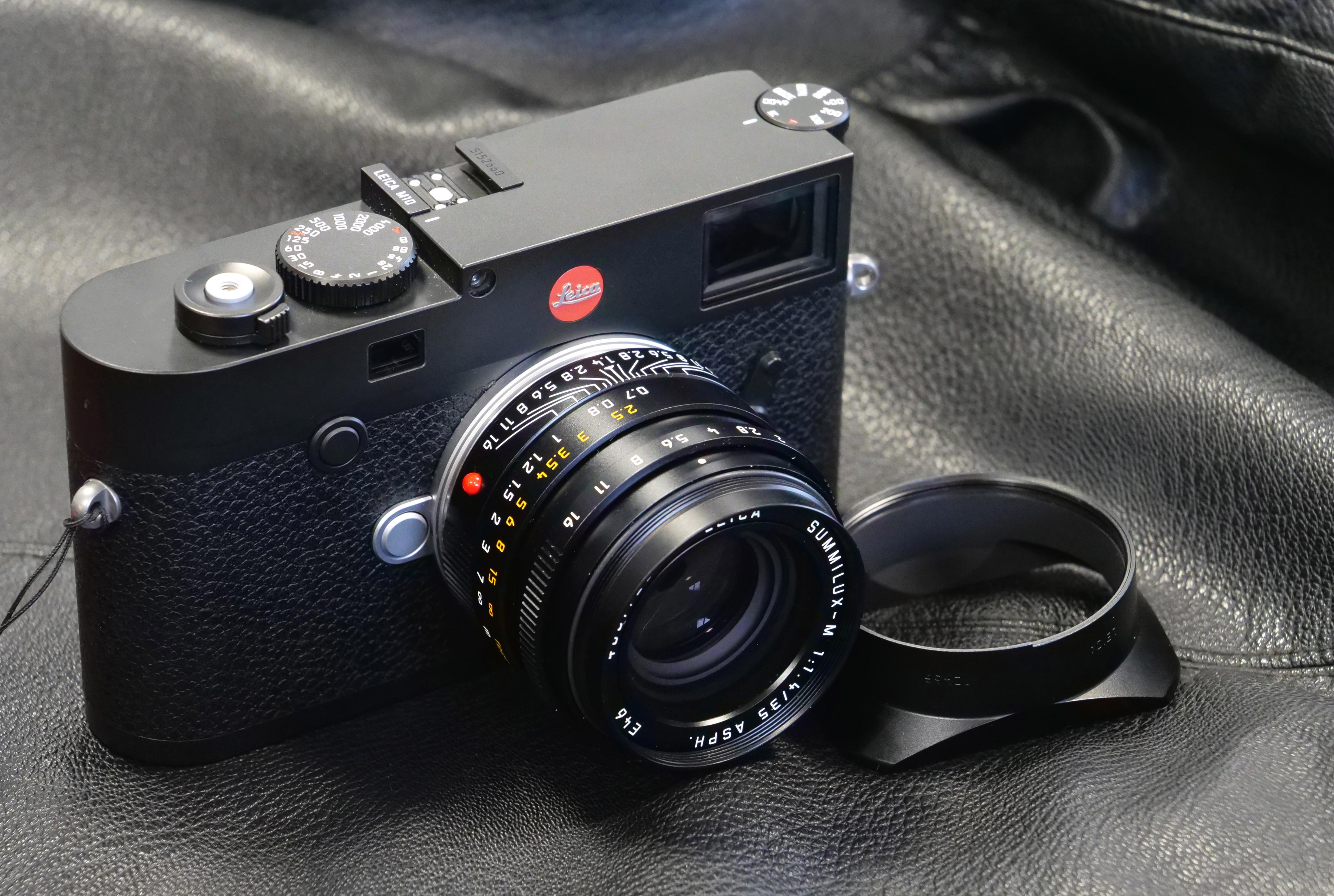 Leica M10 Digital Rangefinder Full Review | ePHOTOzine
