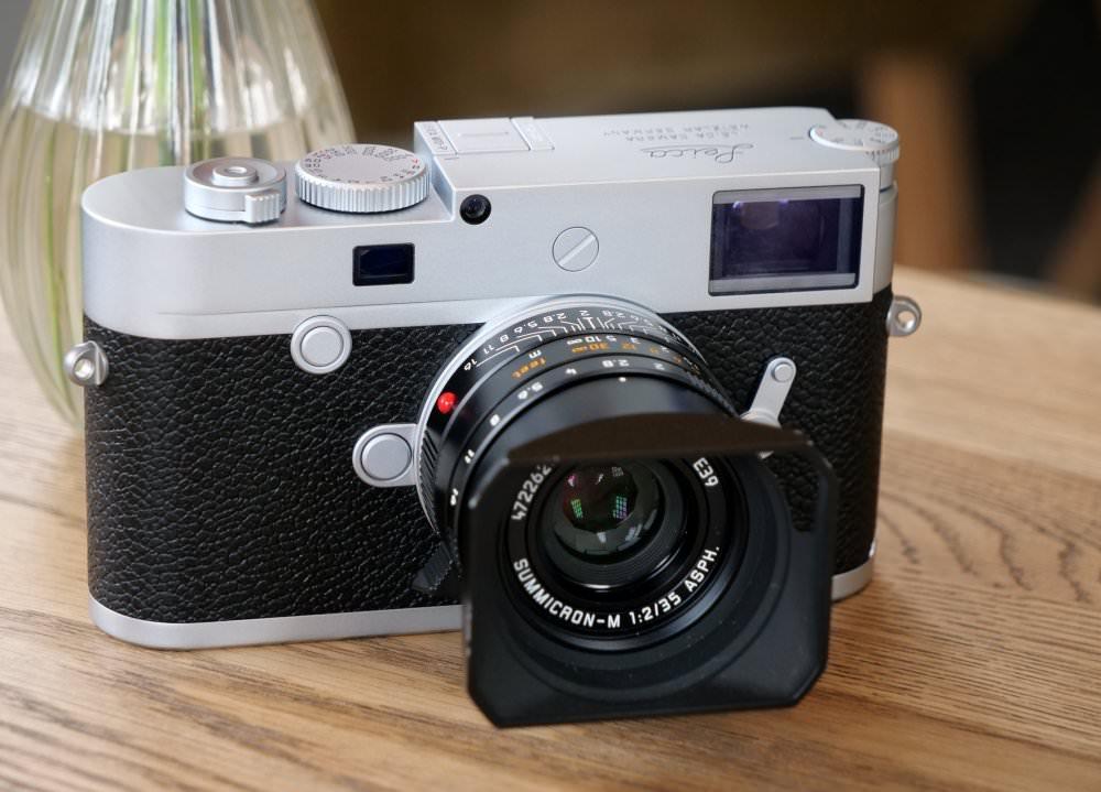 Leica M10 P Silver (3) (Custom)