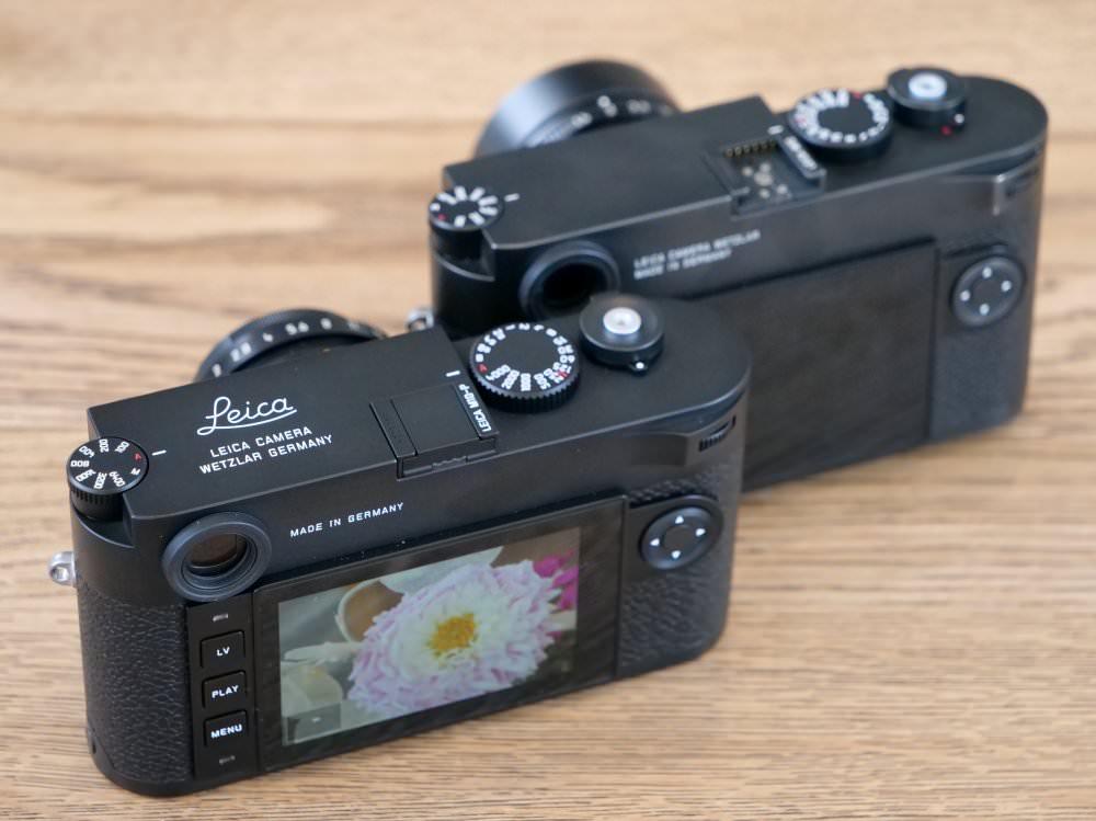 Leica M10 P Vs M10 (2) (Custom)