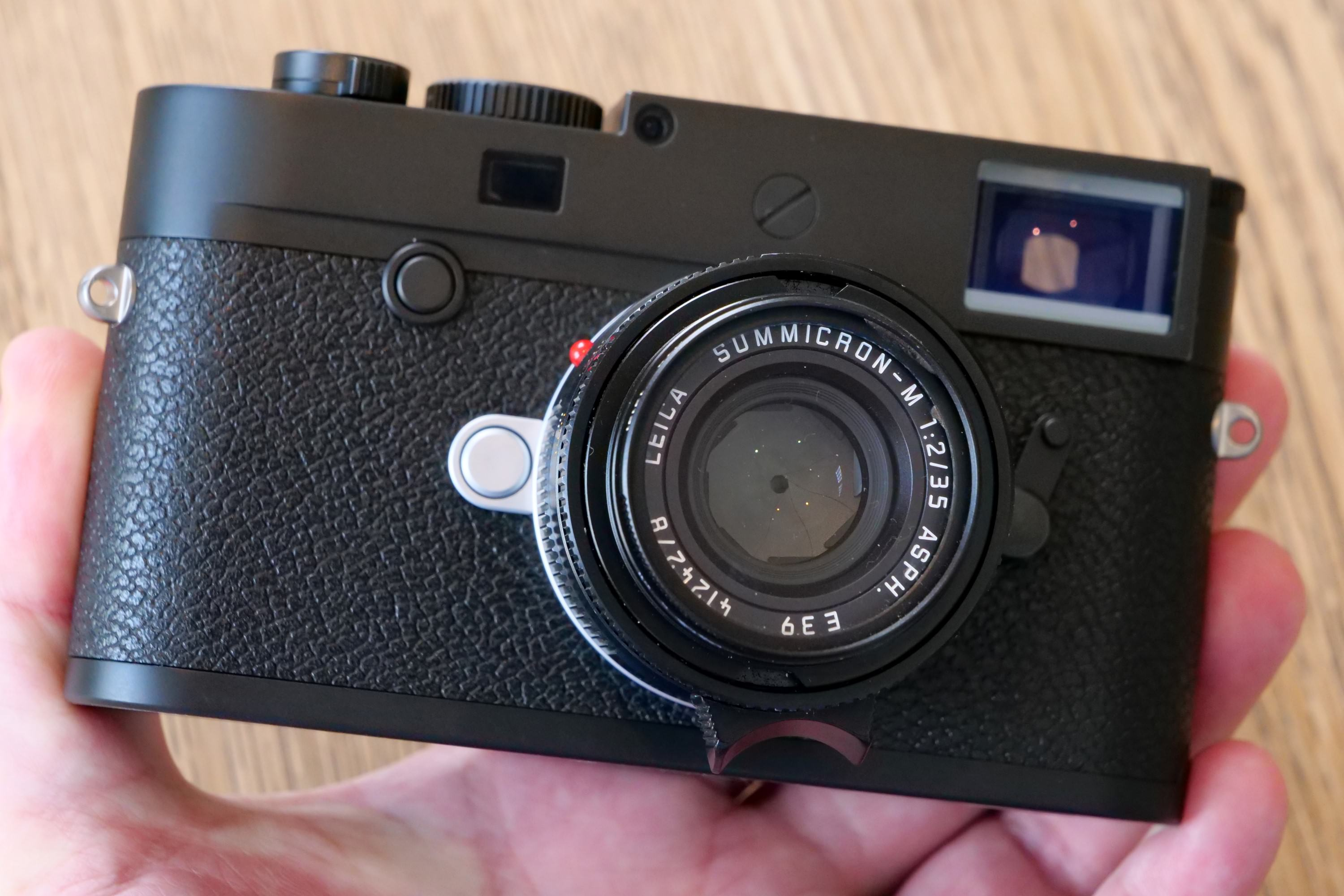 Leica M10-P Hands-On Preview | ePHOTOzine