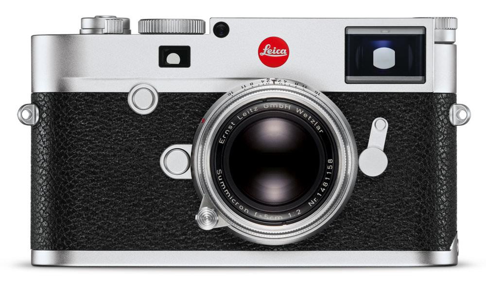Leica M10 Summicron 1956 CMYK