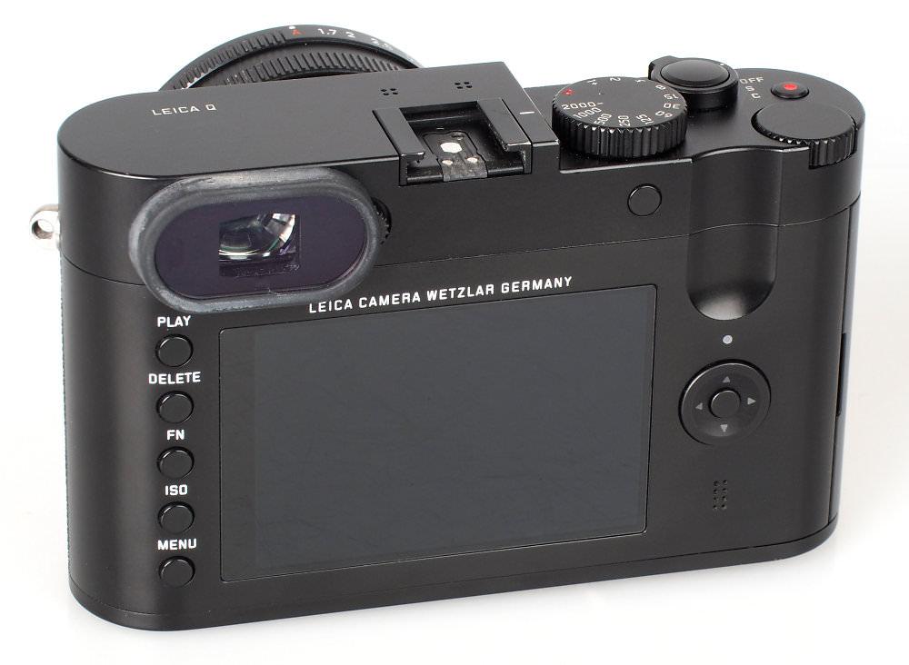 Highres Leica Q Black 7