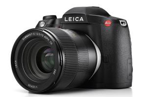 Leica S3 Medium Format DSLR With 64 Megapixel Sensor