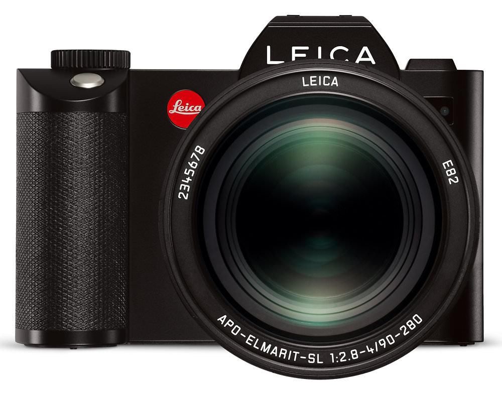 Leica SL Leica APO Vario Elmarit SL 90 280 ASPH Front
