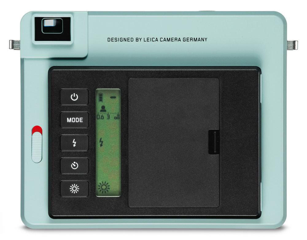Leica Sofort Mint Back
