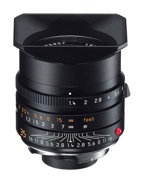 Leica Summilux-M 35mm/f1.4 Asph