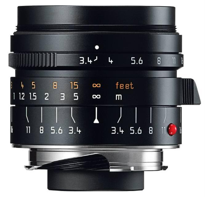 Leica Super-Elmar-M 21mm f/3.4 ASPH Lens