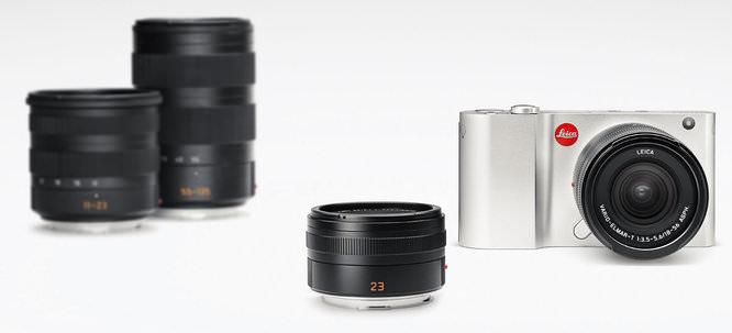 Leica T System Crop