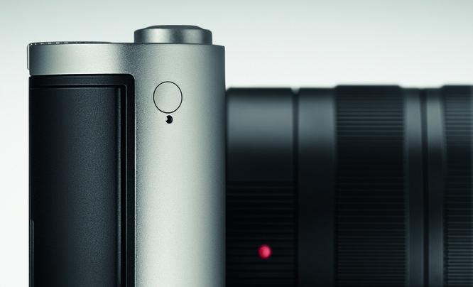 Leica T Silver CU 07