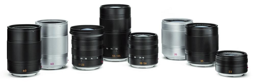 Leica Tl2 Lens Range