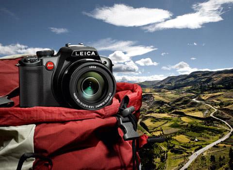 Leica V-LUX 2 Super-zoom Compact Camera