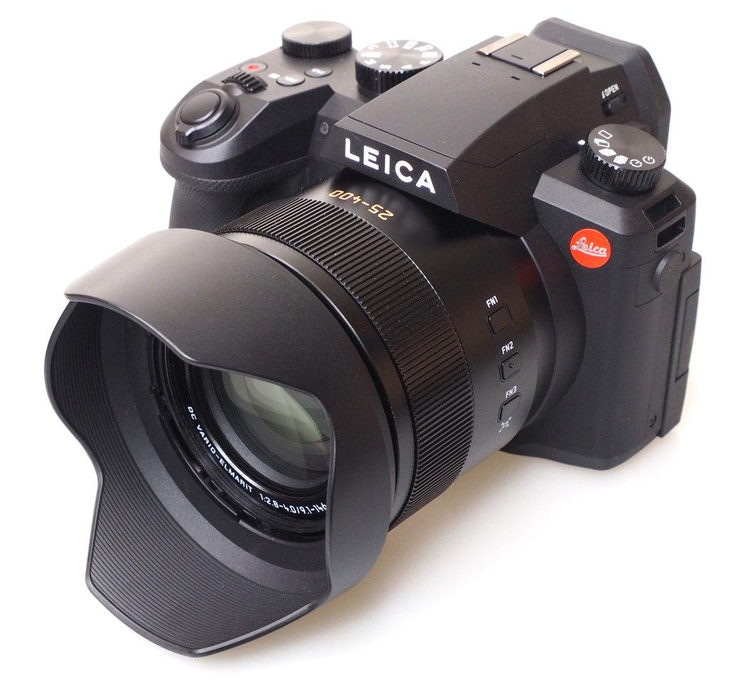 Leica V-Lux 5 Review