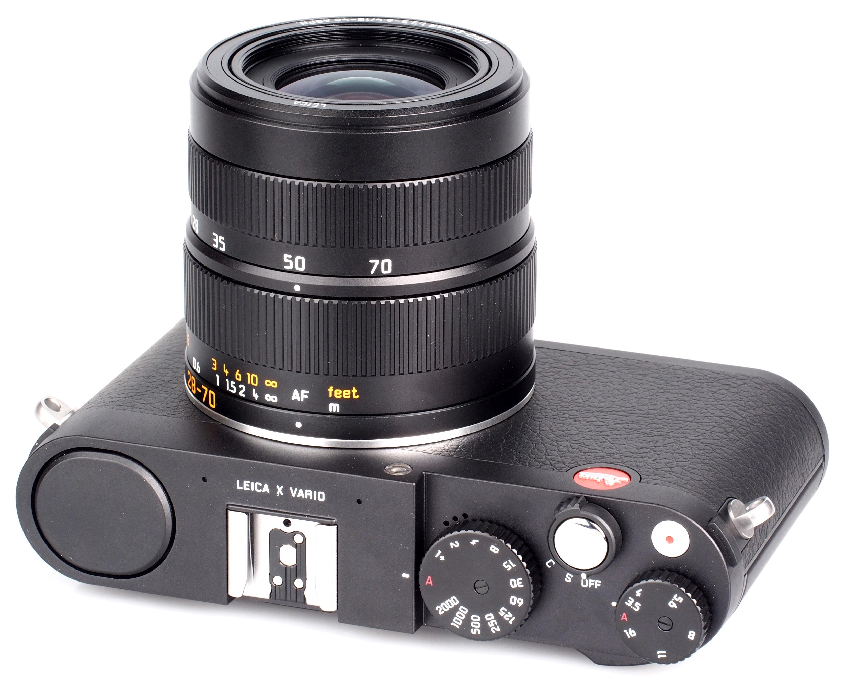 Leica X Vario Typ 107 Review
