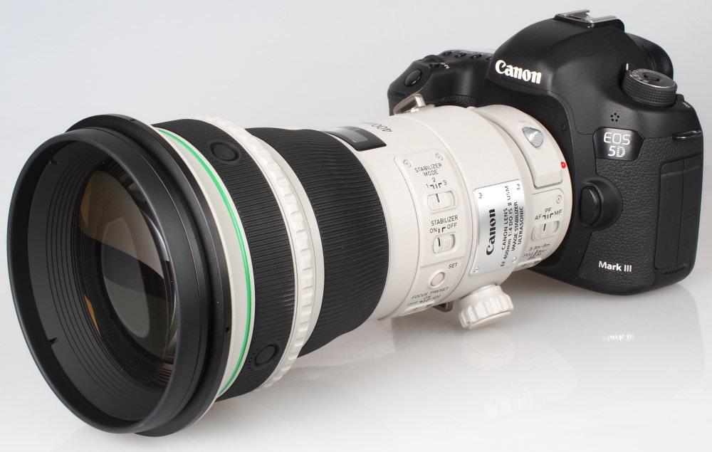 Canon EF 400mm DO IS II USM Lens (1)