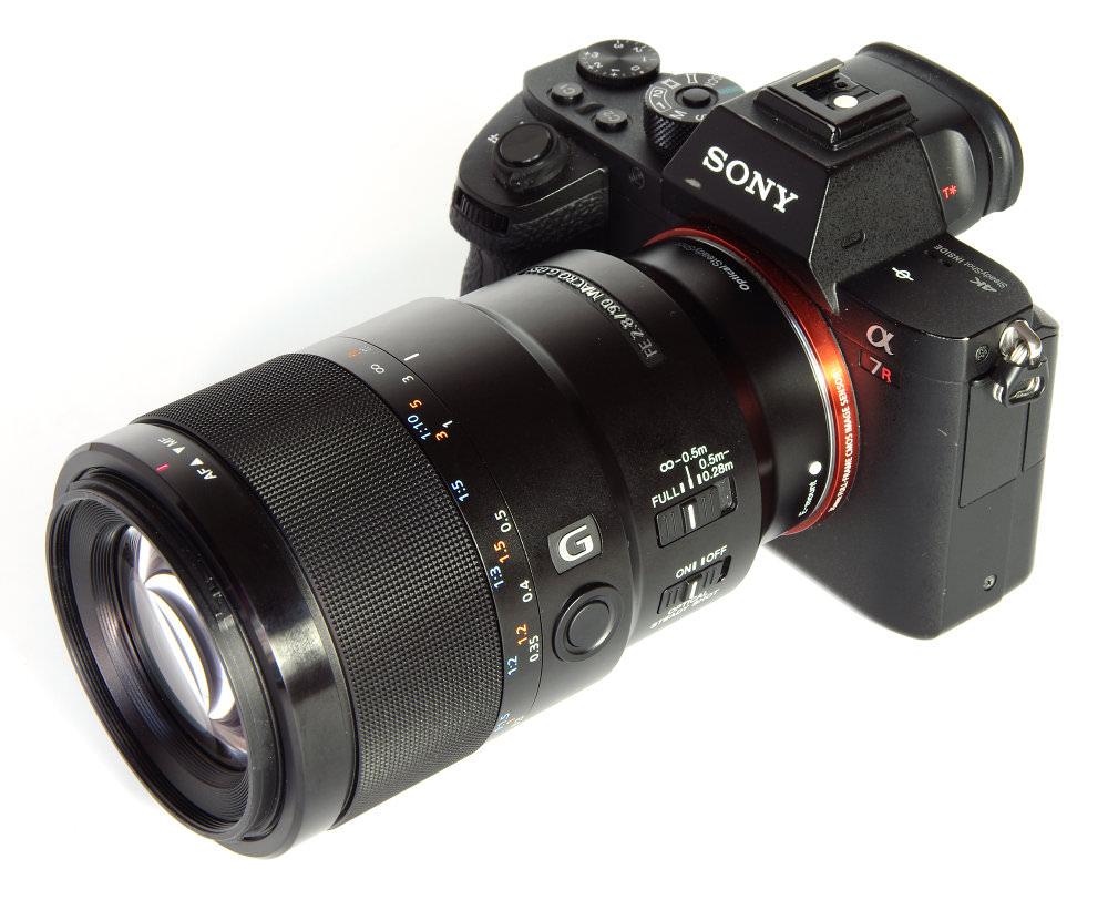 Sony 90mm Macro On Sony A7r II