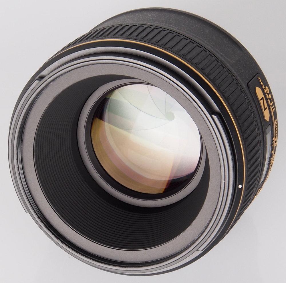 Nikon Nikkor AF S 58mm F1 4G (9)