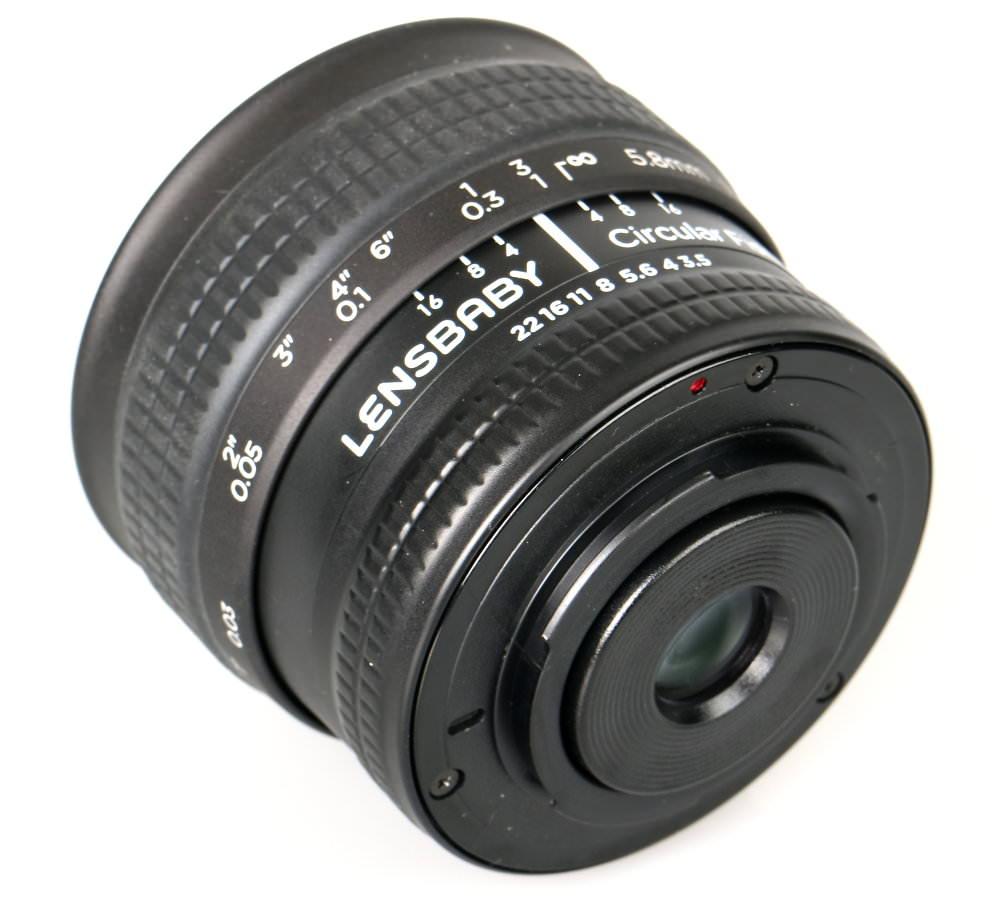 Lensbaby Circular Fisheye 5 8mm F3 5 (6)
