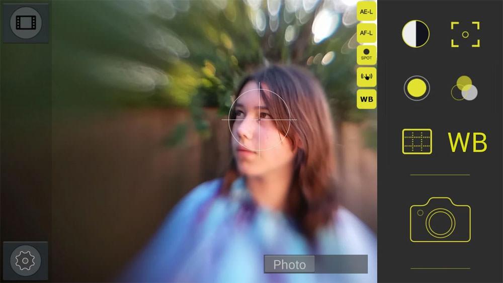 Lensbaby app screenshot