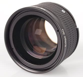Lensbaby Edge80 Aperture Open