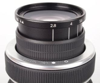 Lensbaby Edge80 Macro