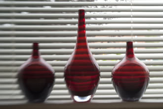 Lensbaby Spark Red Vase | 1/40 sec | f/5.6 | 50.0 mm | ISO 320