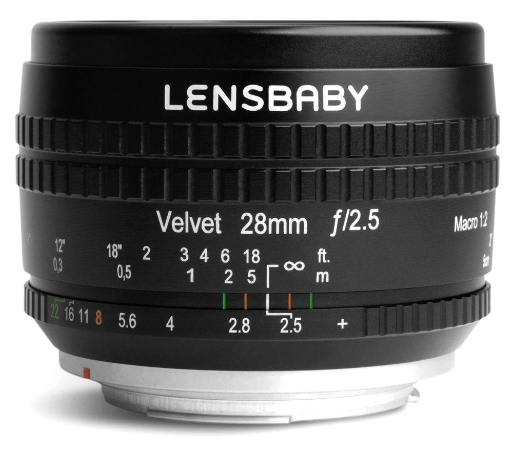Lensbaby Velvet 28mm Large