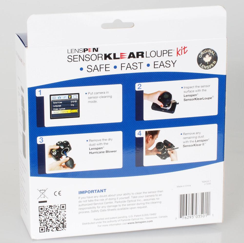 LensPen Sensorklear Loupe Kit Box (2)