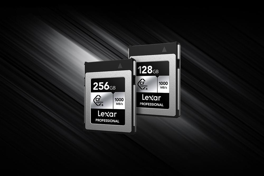 Lexar Professional CFexpress Type B Card Silver Series