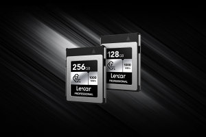 Lexar Adds Professional CFexpress Type B Card Silver Series To Memory Card Line-Up