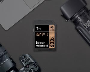 Lexar Announces 1TB SDXC Memory Card