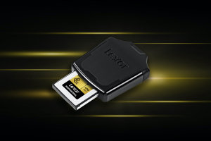 Lexar Announces New Professional CFexpress USB 3.1 Memory Card Reader