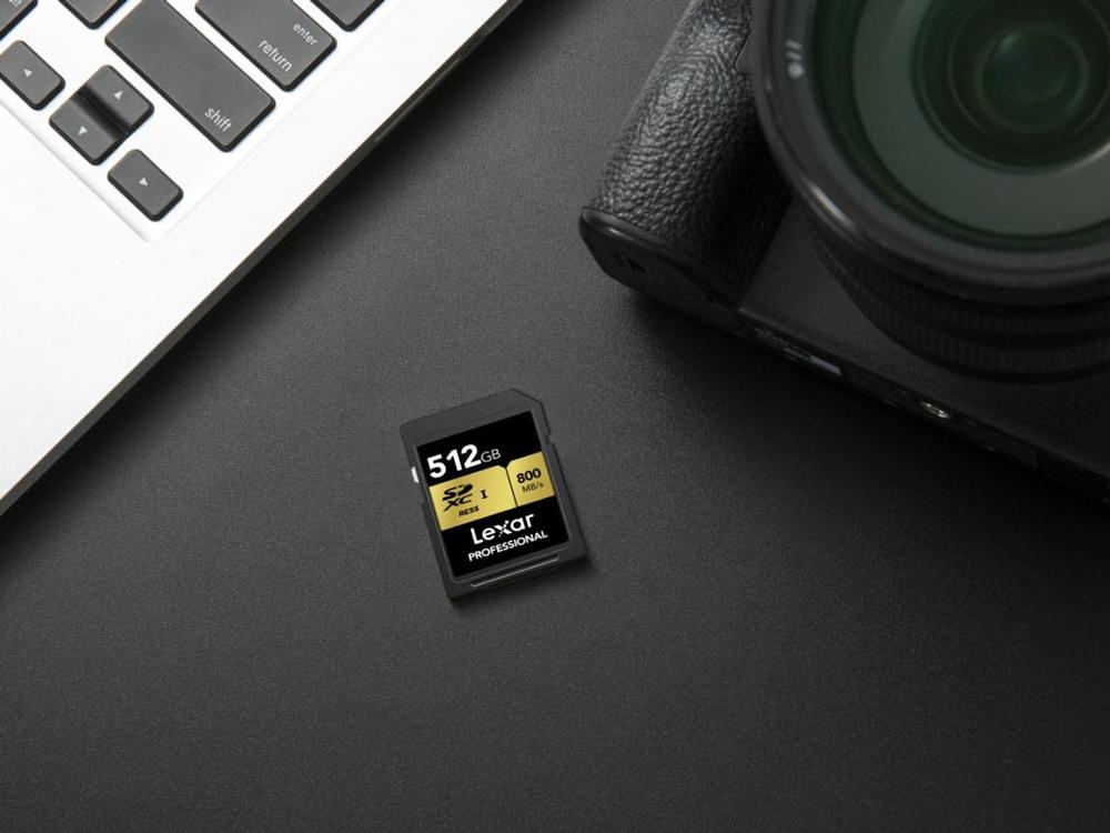 Lexar SD Express Card