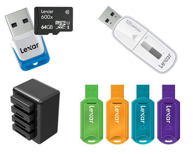 Lexar Products
