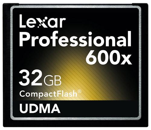 Lexar Professional 600x 32Gb