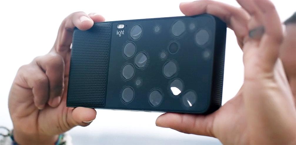 Light L16 Camera Designed To Replace DSLRs
